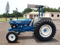 Trator Ford/New Holland 4610 4x2 ano 85
