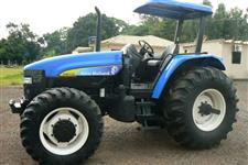 Trator Ford/New Holland TM 135 4x4 ano 07