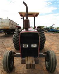 Trator Massey Ferguson 297 4x2 ano 96