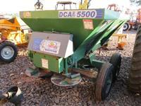 Distribuidor de Calcareo marca TATU modelo DCA² 5500