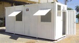 Venda de container habitacional para obras