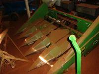 Plataforma para colheita de milho slc jd