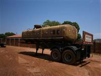 semi reboque goydo, ano 2013 com tanque 22.000 litros