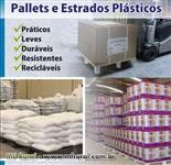 Pallets e Estrados Plásticos