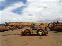 ALUGO Guindaste GROVE RT760 55 toneladas