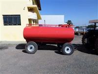 Carreta Pipa - 4.000 litros (usada) - Marca Fido - Pintura Nova - Revisada