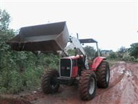 Trator Massey Ferguson 630 4x4 ano 00