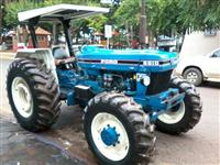 Trator Ford/New Holland 6610 4x4 ano 93