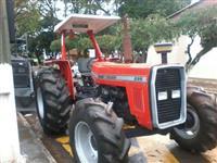 Trator Massey Ferguson 295 4x4 ano 85
