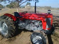 Trator Massey Ferguson 55 X 4x2 ano 78