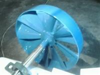 Turbina hidráulica para geração de energia eletrica e irrigação