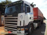 Caminhão  Scania G 420  ano 07