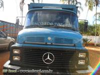 Caminhão  Mercedes Benz (MB) L 1318  ano 86