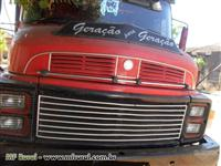 Caminhão  Mercedes Benz (MB) 1111  ano 64