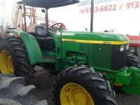 Trator John Deere 5700 4x4 ano
