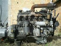 Motor cummis nta 855