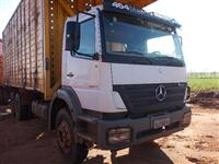 Caminhão  Mercedes Benz (MB) 2831 Plataforma  ano 09