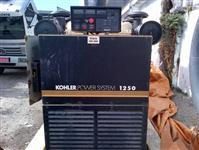 """Moto Gerador Kohler Power System 1250, 1563 KVA, Motor Diesel 12 cilindros em """"V"""
