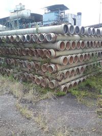 Tubos de Alúminio de 6,7, 8 polegadas para irrigação 3.000 barras com 6 metros