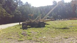 Guincho Krane Car capacidade 10 toneladas