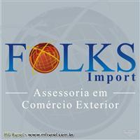 FOLKS-IMPORT  -   IMPORTAÇÃO E EXPORTAÇÃO