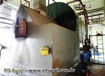 Caldeira 8 ton/hr x 8.7 kg/cm2