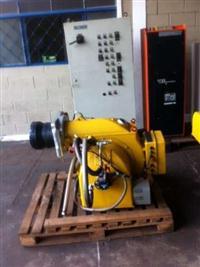 Queimador RAY c/ painel elétrico p/ caldeira de 4 a 5 Ton/hr