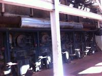 Caldeira Zanini de 60 ton/hr por 21 kg/cm² - 1977