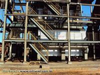 CALDEIRA DE ALTA PRESSAO 70TON/HR POR 64KG/CM2