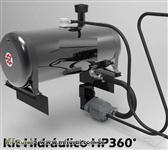 Kit Hidráulico Acoplado HP360° Completo