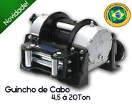 Guincho de Cabo / Guincho de Arraste Para 4,5 Toneladas