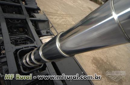Cilindro Hidráulico Telescópio 05 Estágios