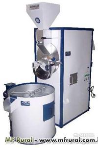 Torrador e resfriador para café capac. de 15 a 30kg por carga