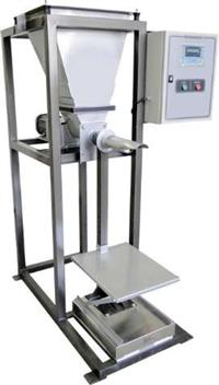 Ensacadeira automática para sacos valvulados