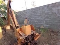 Implemento Braço Retro Escavadeira Case 580h 88