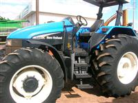 Trator Ford/New Holland TS110 4x4 ano 04