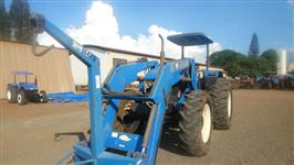 Conjunto de Concha e Bag p/ New Holland 4x4