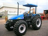Trator Ford/New Holland TL 85 4x4 ano 06