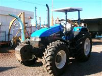 Trator Ford/New Holland TS 100 4x4 ano 04