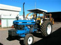 Trator Ford/New Holland 5030 4x2 ano 94