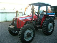 Trator Massey Ferguson 255 4x4 ano 07