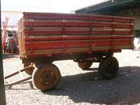Carreta Agricola 4 rodas com graneleiro