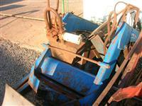 Conjunto de Lamina para Trator Ford 4x2