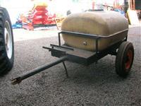 Carreta Tanque 1.200 lts