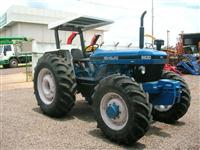 Trator Ford/New Holland 6630 4x4 ano 97