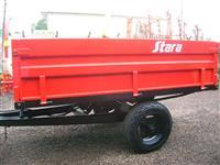 Carreta Basculante STARA Cap. 4 Ton