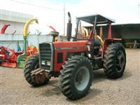 Trator Massey Ferguson 296 4x4 ano 88