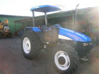 Trator Ford/New Holland TL 85E 4x4 ano 06