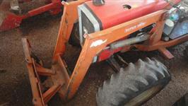 Conjunto de Lamina TATU para Tratores Massey Ferguson 4x4