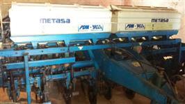 Plantadeira Metasa PDM 9810 9 linhas
